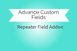 Repeater Field Addon