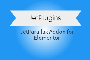 JetParallax Addon for Elementor