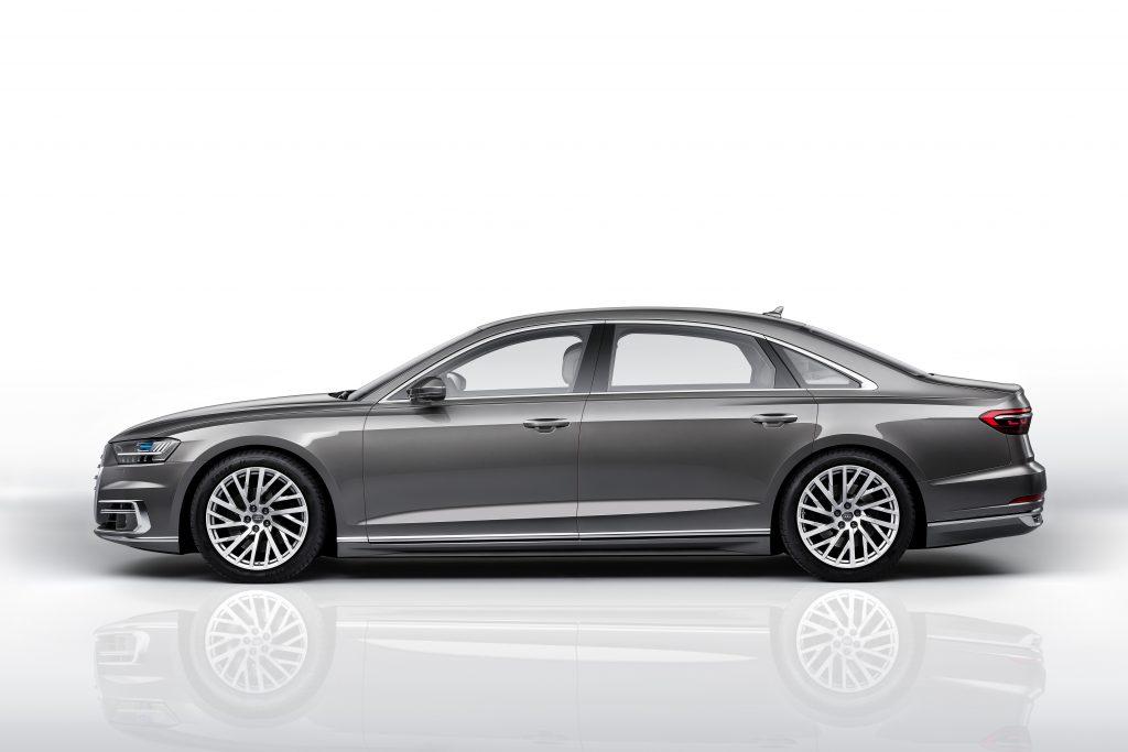 Audi A8L india launch