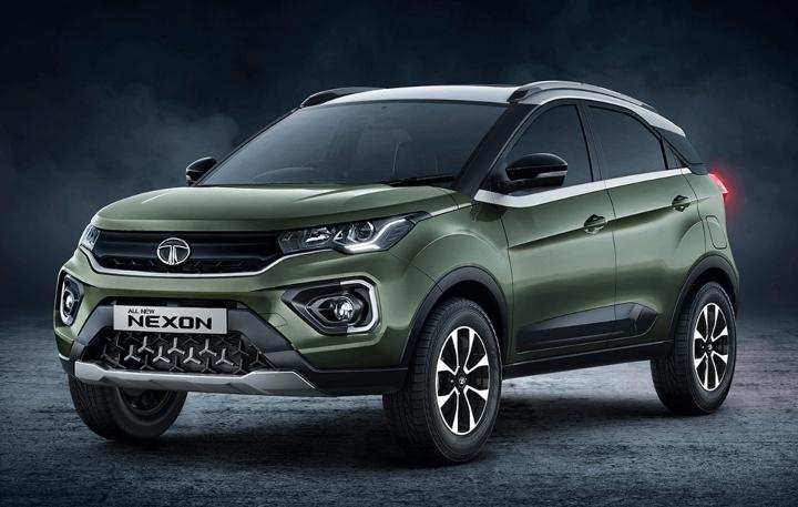 Tata Nexon top five powerful cars under Rs 10 lakh Image