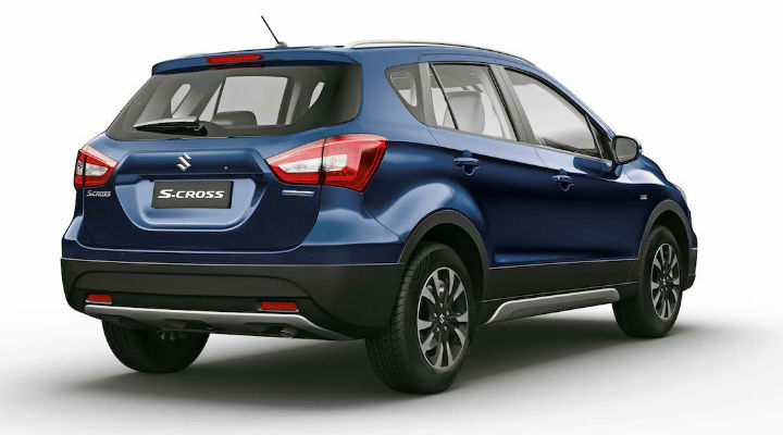 S-Cross Petrol Automatic