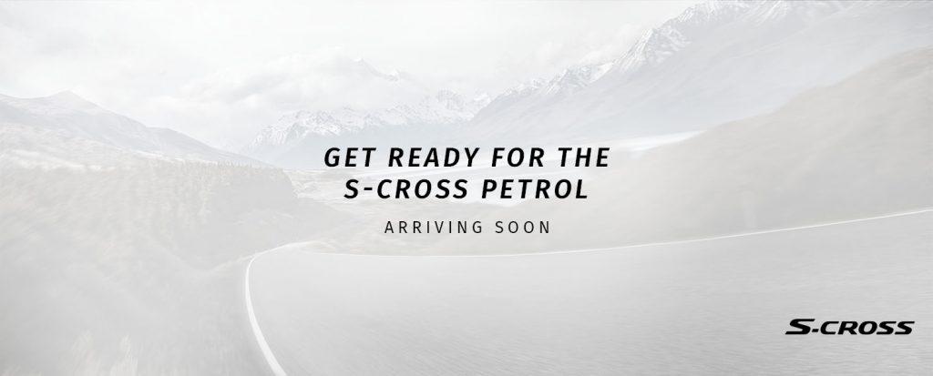 Maruti S-cross petrol launch