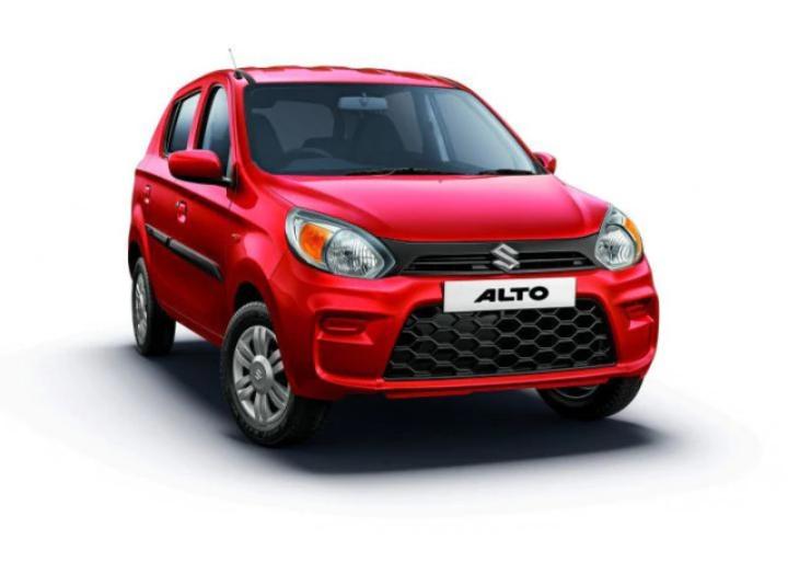 Maruti Most Affordable CNG Cars Image