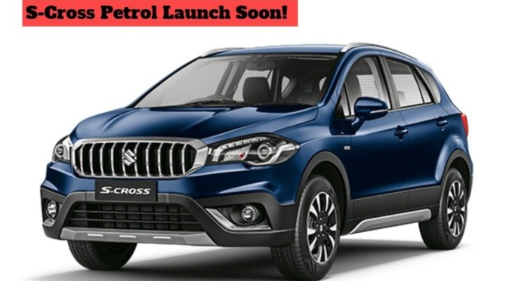 Maruti S-cross Petrol Launch