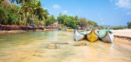 Tourist Attractions in Goa
