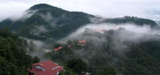 tourist attractions in mussoorie