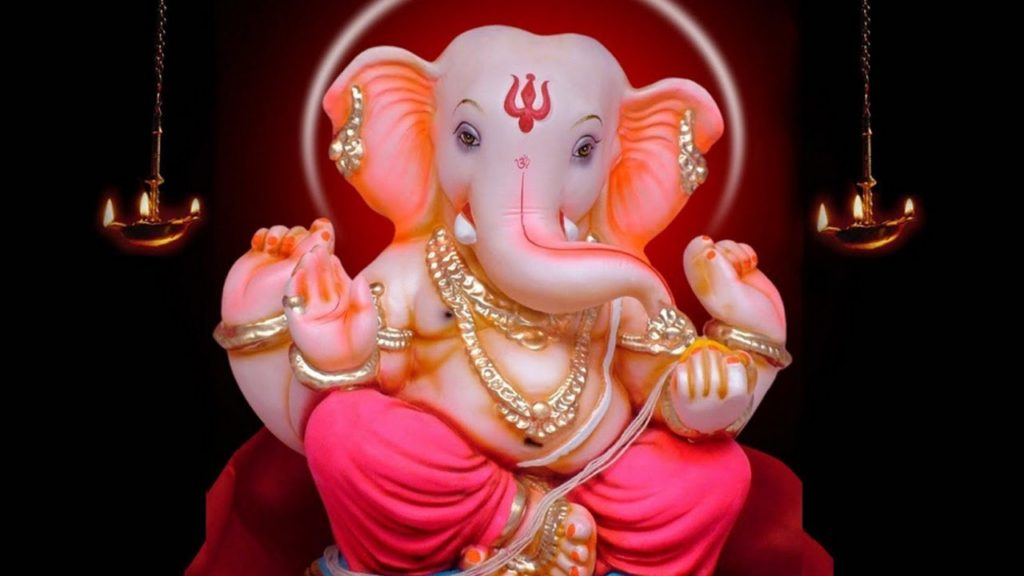 Ganpati Bappa Morya - Ganesh Chaturthi - Vinayaka Chaturthi - Abhibus Blog