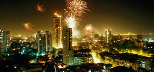Best New Year Destination Mumbai