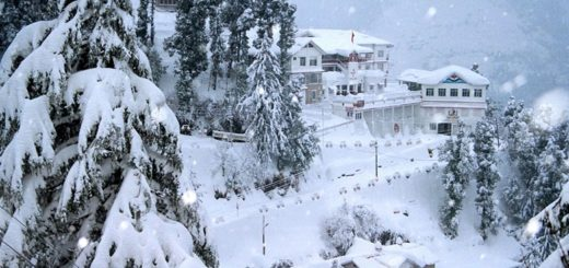 Winter Destination Shimla