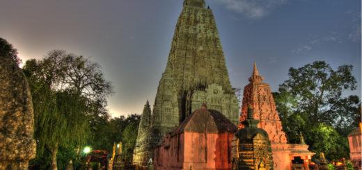Mahabodhi Temple