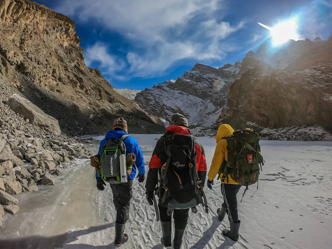 Backpacking Trip To Zanskar Valley
