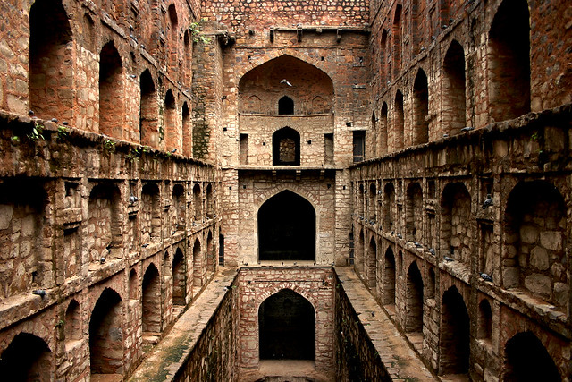 Haunted Place Agrasen Ki Baoli