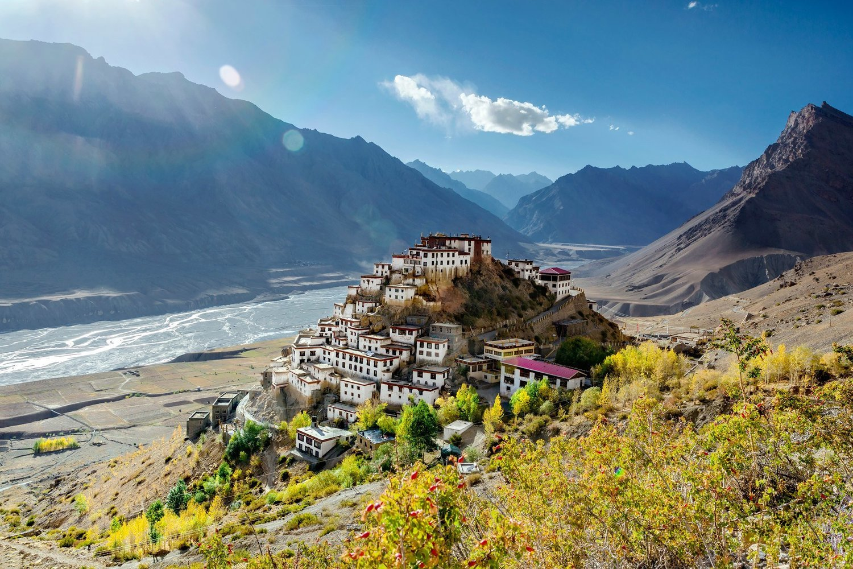 Himalayas Region Spiti Valley