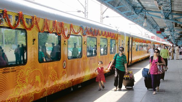 Online Train Ticket Booking