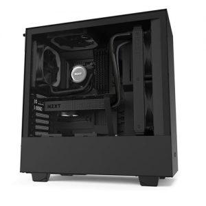 NZXT-H-Series-H510-Matte-Black-Tempered-Glass-ATX-Mid-Tower-Case-CA-H510B-B1