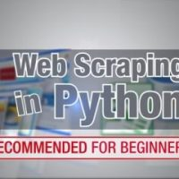 Beginner's guide to Web Scraping in Python (using BeautifulSoup)