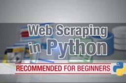 Beginner's guide to Web Scraping in Python using BeautifulSoup