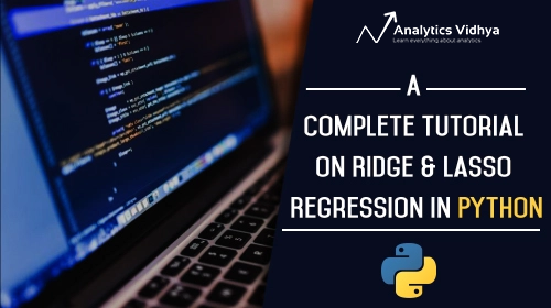 ridge regression, lasso regression