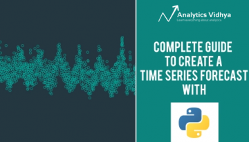 A comprehensive beginner's guide to create a Time Series Forecast (with Codes in Python and R)