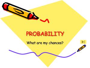 statistics, probability