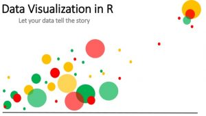data visualization, R