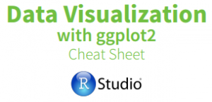 R, data visualization, ggplot2