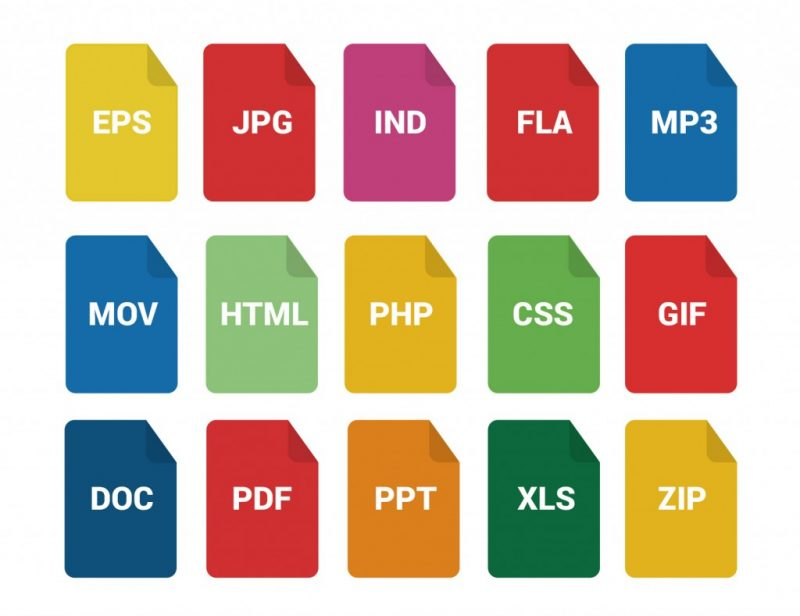 How to read most commonly used file formats in Data Science (using