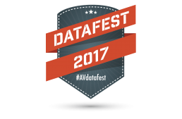 AV DataFest 2017 – Out in its Full Glory