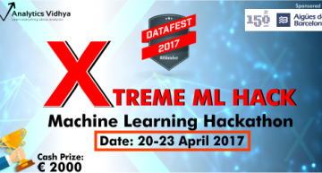 Winners solutions and approach: Xtreme ML Hack, AV DataFest 2017