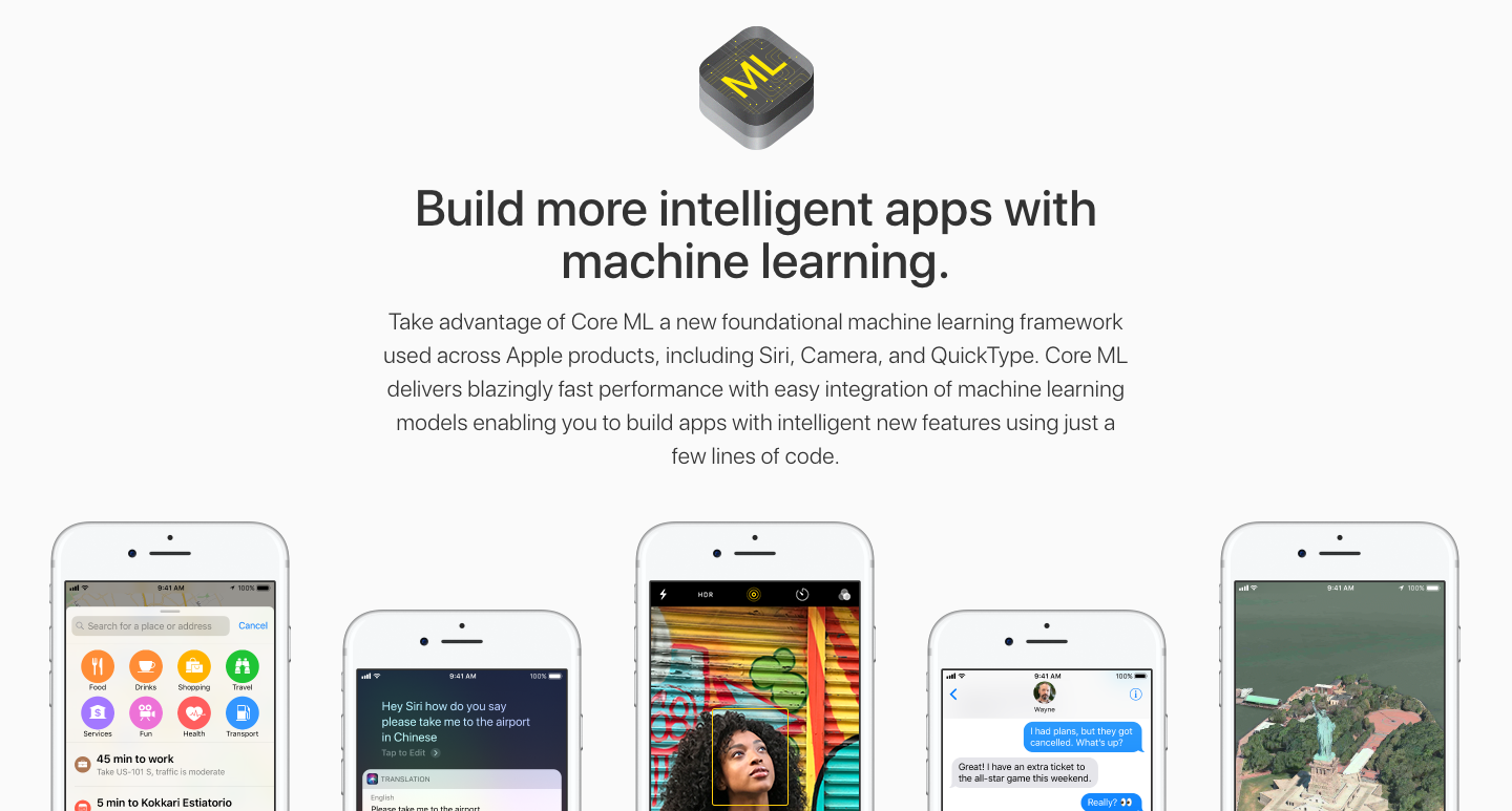 How to build your first Machine Learning model on iPhone