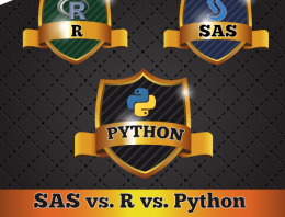 Python vs. R vs. SAS – which tool should I learn for Data Science?