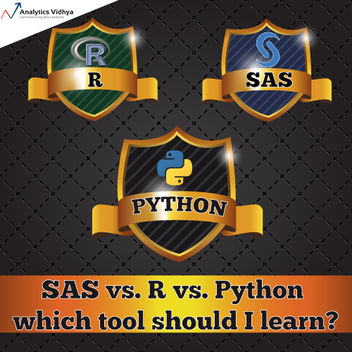 Python vs R vs SAS - which data analysis tool should I learn?