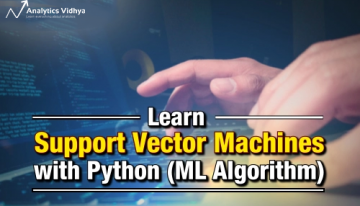 Understanding Support Vector Machine algorithm from examples (along with code)