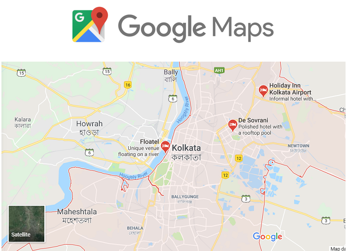 Kolkata Police To Use Analytics With Google Maps To Manage Traffic