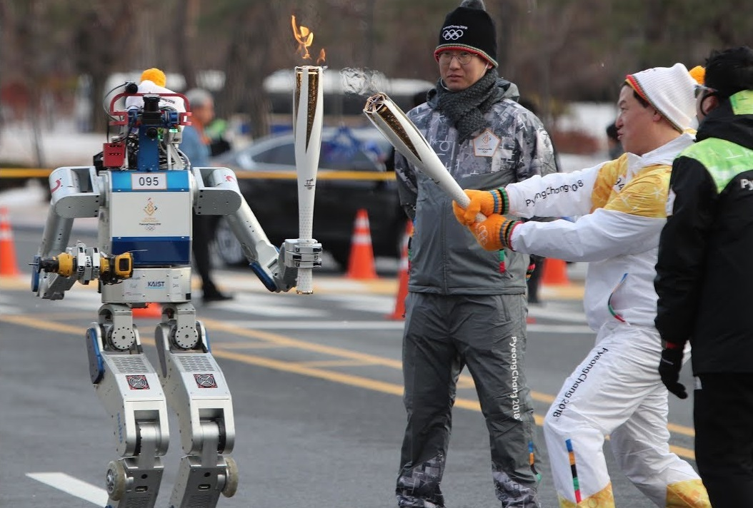 The Olympics are adding AI Powered Robots from next month's Winter Games