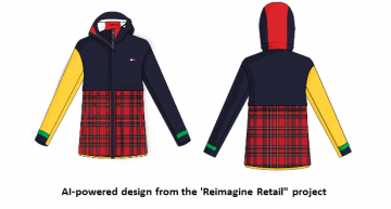 """IBM, Tommy Hilfiger and FIT Using AI to Collaborate and """"Reimagine Retail"""""""
