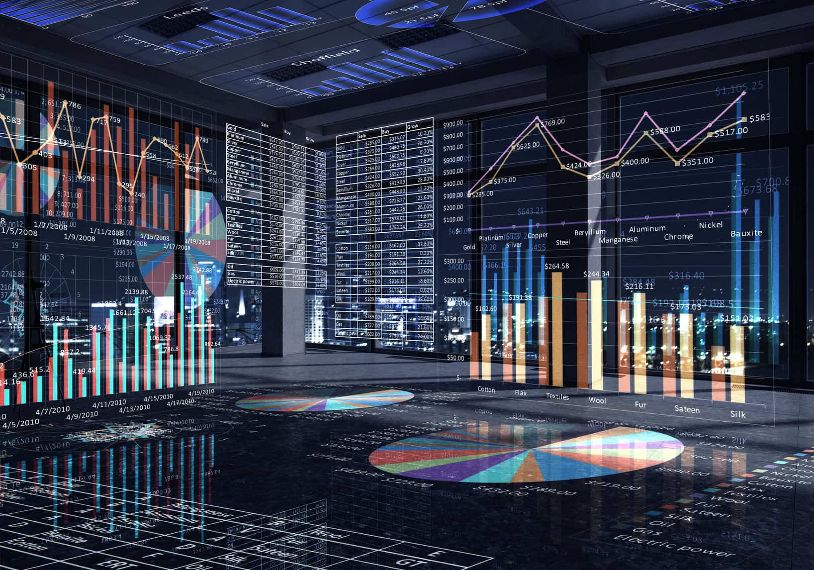 Technology Management Image: A Step-by-Step Guide To Learn Advanced Tableau