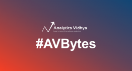 AVBytes: AI & ML Developments this week – a Major R Update, Nvidia DL model autocompletes pictures, Windows Support for PyTorch, etc.