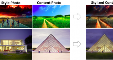 NVIDIA's FastPhotoStyle Library Will Make you an Artist (with Python codes)