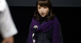 A Robot called Erica set to become News Anchor in Japan