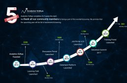 5 years of building Analytics Vidhya – our journey and learnings