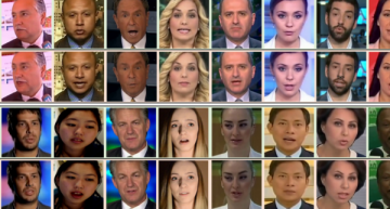 XceptionNet is a Deep Learning Algorithm that Detects Face Swaps in Videos