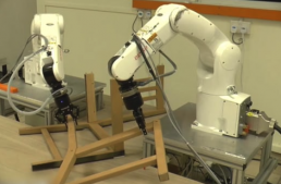 The Rise of AI Continues – Robots have Mastered the Task of Assembling Furniture