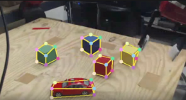 NVIDIA's Deep Learning AI Trains Robots to Copy and Execute Human Actions