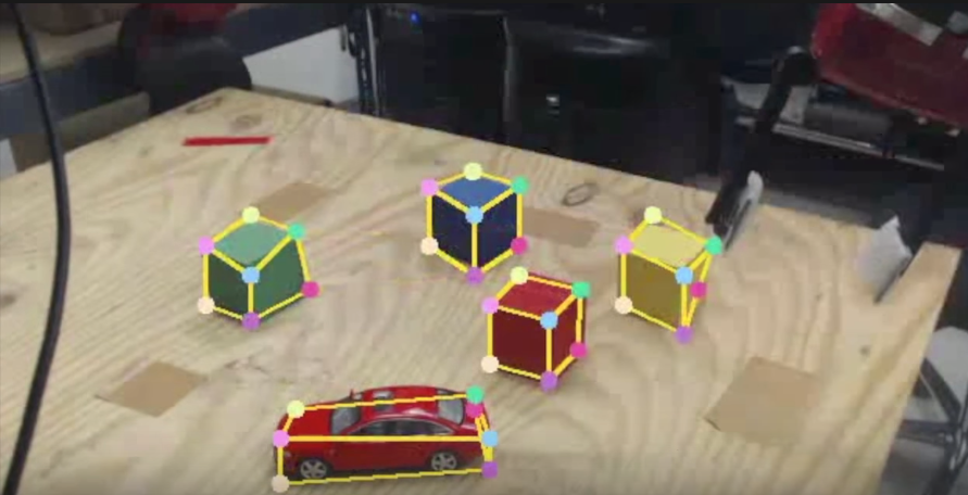 NVIDIA's Deep Learning AI Trains Robots to Copy and Execute Human