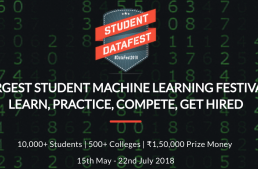 Launching Student DataFest 2018 – The Largest Student Machine Learning Festival