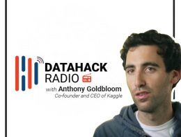 DataHack Radio Episode #1 – The World of Machine Learning Competitions with Kaggle CEO Anthony Goldbloom!