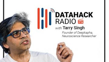 DataHack Radio Episode #2 – Exploring Deep Learning, Open Source Research and More with Tarry Singh