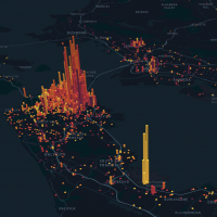Uber's Kepler gl is a Wonderful Open Source Tool for