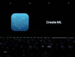Apple Launches 'Create ML' for Easy Machine Learning Model Training on Macs